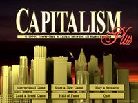 Video Game: Capitalism Plus