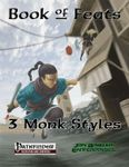RPG Item: Book of Feats: 3 Monk Styles