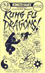 RPG Item: TWERPS Campaign Book #01: Kung Fu Dragons!