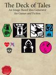 RPG Item: The Deck of Tales