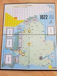 Board Game: 1822: Medium Regional Scenario