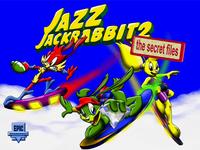 Video Game Compilation: Jazz Jackrabbit 2: The Secret Files