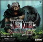 Board Game: Mage Knight Board Game: Shades of Tezla Expansion