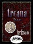 RPG Item: Arcana Realms: Caer Darkstone