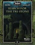 RPG Item: A08: Search for the Tri-Stone (5E)
