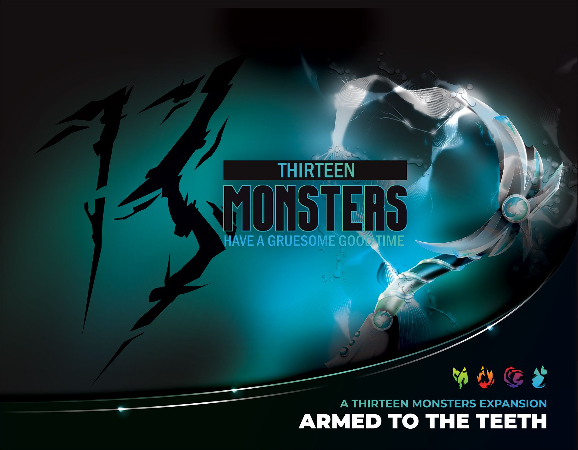 13 Monsters: Armed to the Teeth