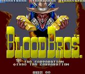 Video Game: Blood Bros.