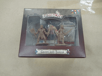 Board Game: Zombicide: Black Plague – Grom and Thalia