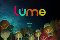 Video Game: Lume