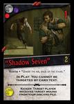 "Board Game: Nightfall: ""Shadow Seven"" Promo"
