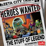 Board Game: Heroes Wanted: The Stuff of Legend