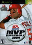 Video Game: MVP Baseball 2004