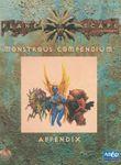 RPG Item: Monstrous Compendium Planescape Appendix