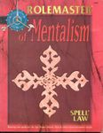 RPG Item: Spell Law: of Mentalism (RMFRP, 4th Edition)