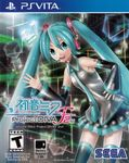 Video Game: Hatsune Miku: Project DIVA ƒ 2nd