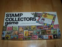 Board Game: Stamp Collectors Game