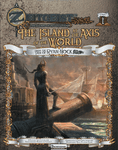 RPG Item: Zeitgeist Part 01: The Island at the Axis of the World (Pathfinder)