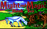 Video Game: Might and Magic II: Gates to Another World