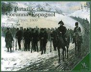 Board Game: La Bataille de Corunna-Espagnol