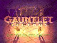 Video Game: Gauntlet Legends