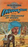RPG Item: Find Your Fate #02: Indiana Jones and the Lost Treasure of Sheba