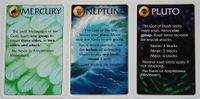 Events: Mercury, Neptune, Pluto