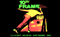 Video Game: 10th Frame