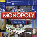 Board Game: Monopoly: Toulouse