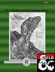 RPG Item: Iconic Encounters: I2 - Tomb of the Lizard King