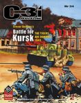 Board Game: Battle for Kursk: The Tigers Are Burning, 1943