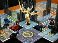 Board Game: Mutant Chronicles: Siege of the Citadel