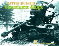 Board Game: Elsenborn Ridge: Tactical Combat During the Battle of the Bulge – A Panzer Grenadier Game
