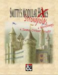 RPG Item: Smitty's Modular Strongholds + Hirelings + Some Other Stuff