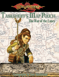 RPG Item: Tasslehoff's Map Pouch: The War of the Lance