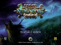 Video Game: Kingsport Festival: The Rituals of Mysteries