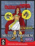 RPG Item: Museum Mayhem