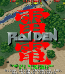 Video Game: Raiden
