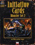 RPG Item: Initiative Cards: Monster Set 2