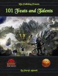 RPG Item: 101 Feats and Talents (13th Age)