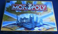 Board Game: Monopoly: Euro