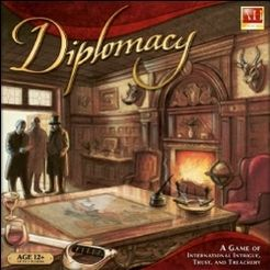 Diplomacy Cover Artwork