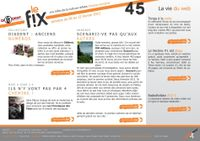 Issue: Le Fix (Issue 45 - Feb 2012)
