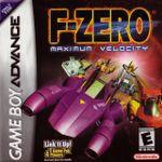 Video Game: F-Zero: Maximum Velocity