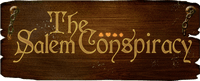 Board Game: The Salem Conspiracy