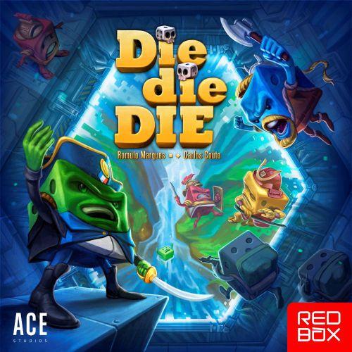 Board Game: Die die DIE