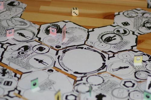 Board Game: Zaibatsu