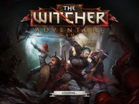 Video Game: The Witcher Adventure Game