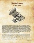 RPG Item: Amazing Lessons