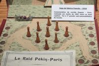 Board Game: Le Raid Pékin-Paris