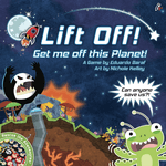 Board Game: Lift Off! Get me off this Planet!